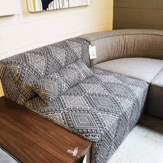 Gus Modern Mix Modular Armless Chair