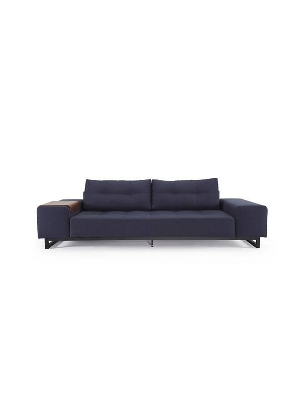 Innovations Living Grand Del Sofa Mixed Dance Blue