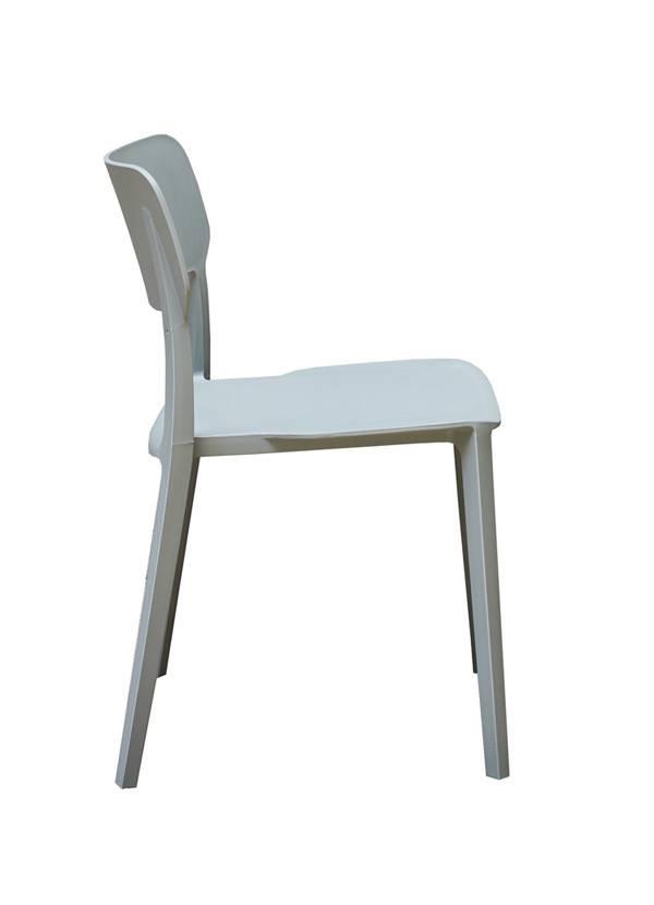 urbia Dino Side Chair Grey