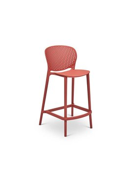 urbia Bailey Counter Stool Mild Orange