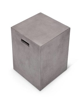 urbia Una Stool Dark Grey