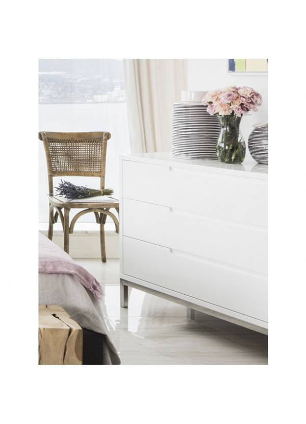 Moes Naples Dresser White