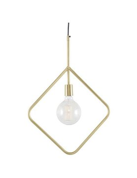 Nuevo Living BRYA PENDANT LIGHTING - LIGHTING PENDANT BRASS METAL