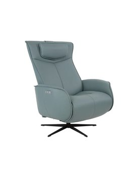 Fjords AXEL RECLINER MED W/BATTERY- Ice SL 244