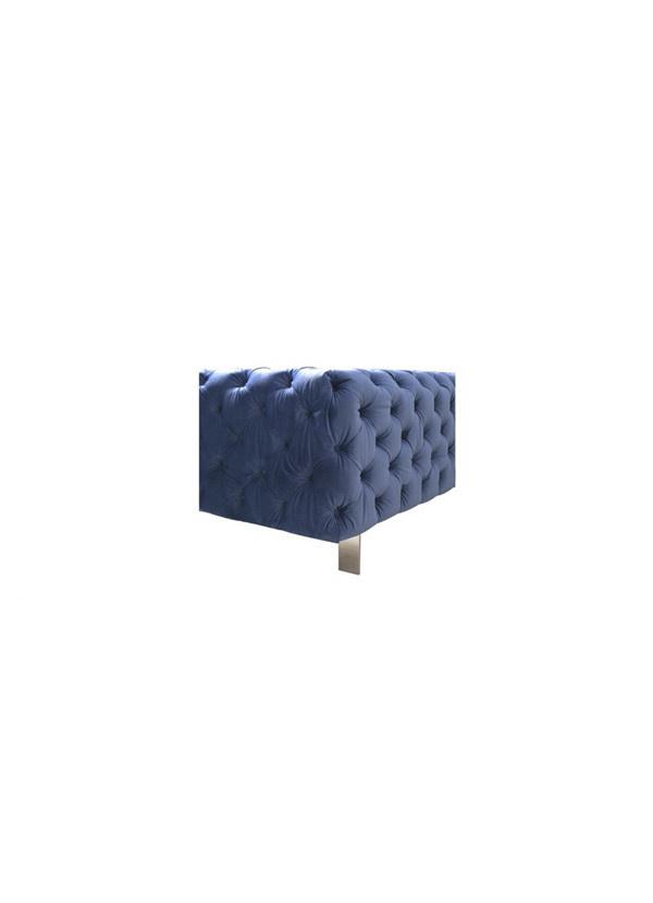 Moes COURTNEY 2 SEAT SOFA ROYAL BLUE