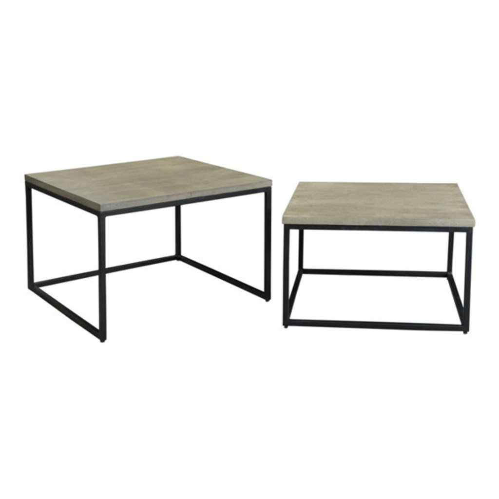 Moe's Home Collection Drey Square Nesting Coffee Tables