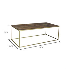 Moe's Home Collection Meadow Coffee Table
