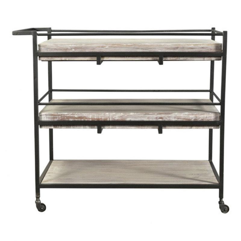 Moe's Home Collection Diavik Bar Cart