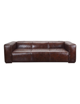 Moes BOLTON SOFA BROWN
