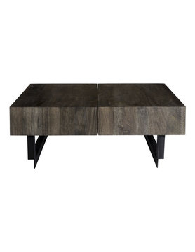 Moes TIBURON STORAGE COFFEE TABLE