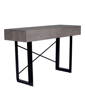 Moes TIBURON CONSOLE TABLE PALE GREY