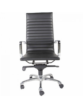 Moes OMEGA OFFICE CHAIR HIGH BACK BLACK