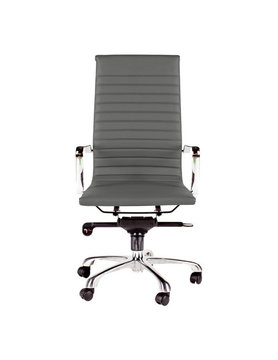 Moes OMEGA OFFICE CHAIR HIGH BACK GREY