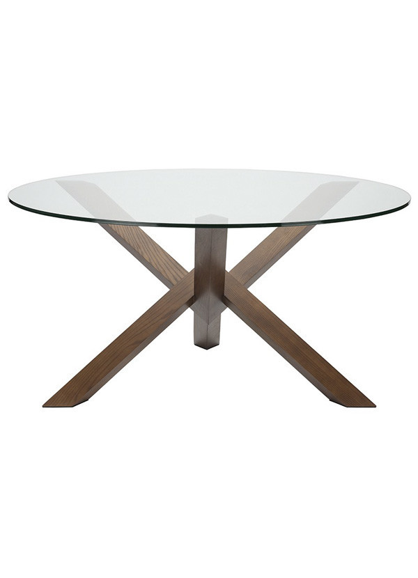 COSTA DINING TABLE WALNUT