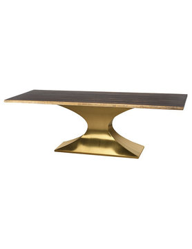 Nuevo Living PRAETORIAN DINING TABLE SEARED