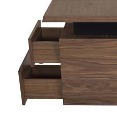 Nuevo Living Styx Desk Walnut