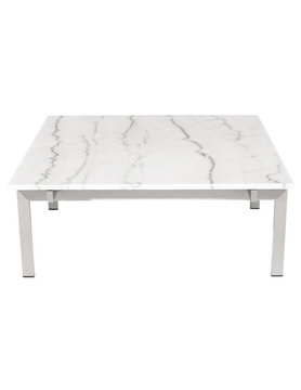 Nuevo Living LOUVE COFFEE TABLE WHITE