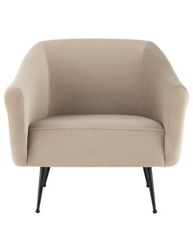 Nuevo Living LUCIE OCCASIONAL CHAIR NUDE