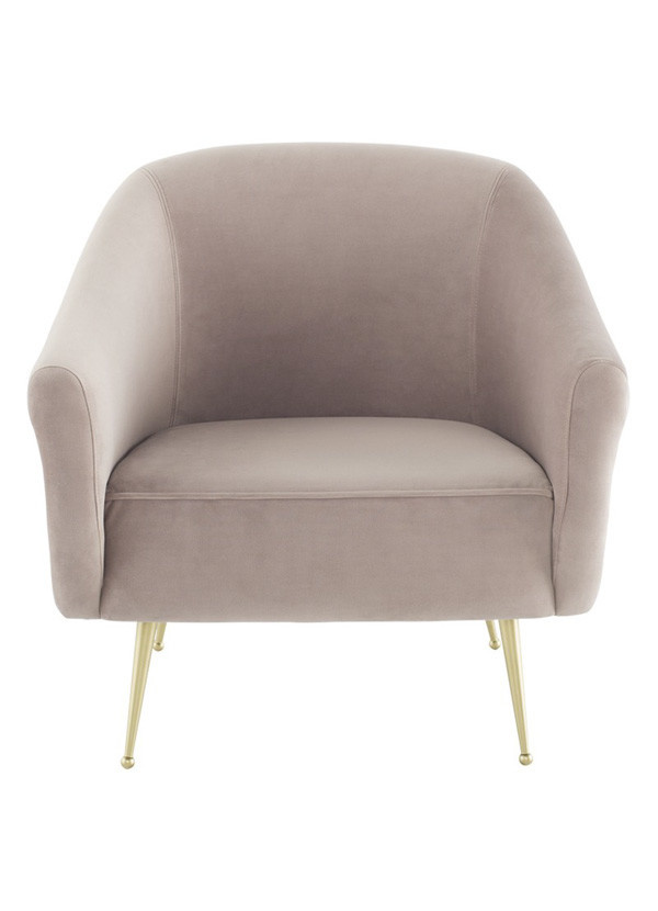 Nuevo Living LUCIE OCCASIONAL CHAIR BLUSH