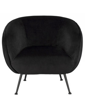 Nuevo Living SOFIA OCCASIONAL CHAIR BLACK