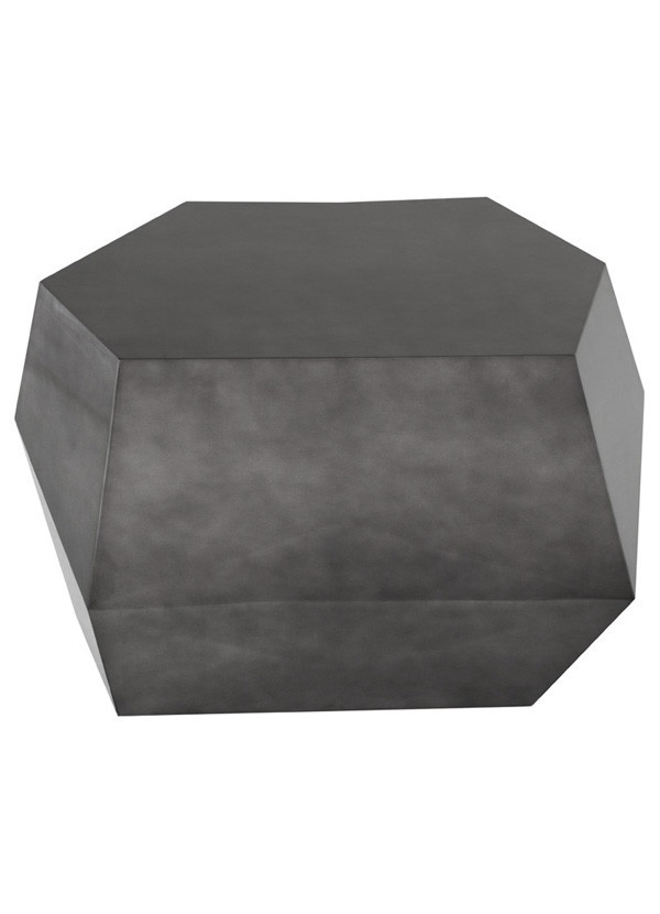 Nuevo Living GIO COFFEE TABLE PEWTER