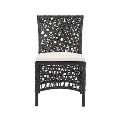Zuo Modern Santa Cruz Chair Terra Brown