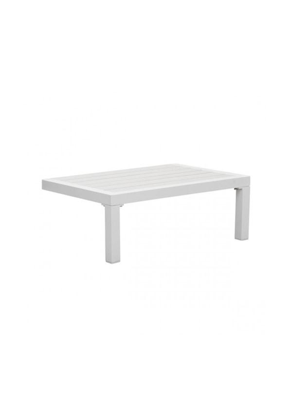 Zuo Modern SANTORINI SIDE TABLE WHITE