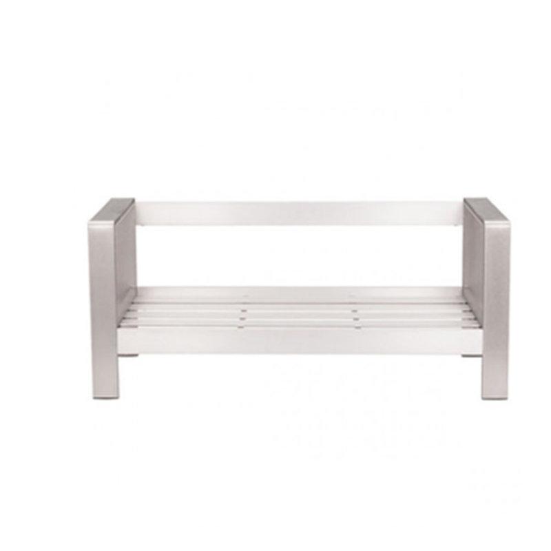 Zuo Modern Cosmopolitan Sofa Frame Aluminum