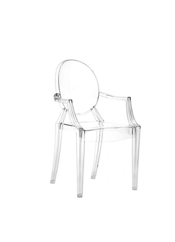 Zuo Modern ANIME DINING CHAIR TRANSPARENT