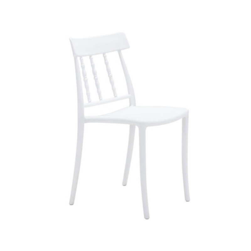 Zuo Modern Rift Dining Chair White