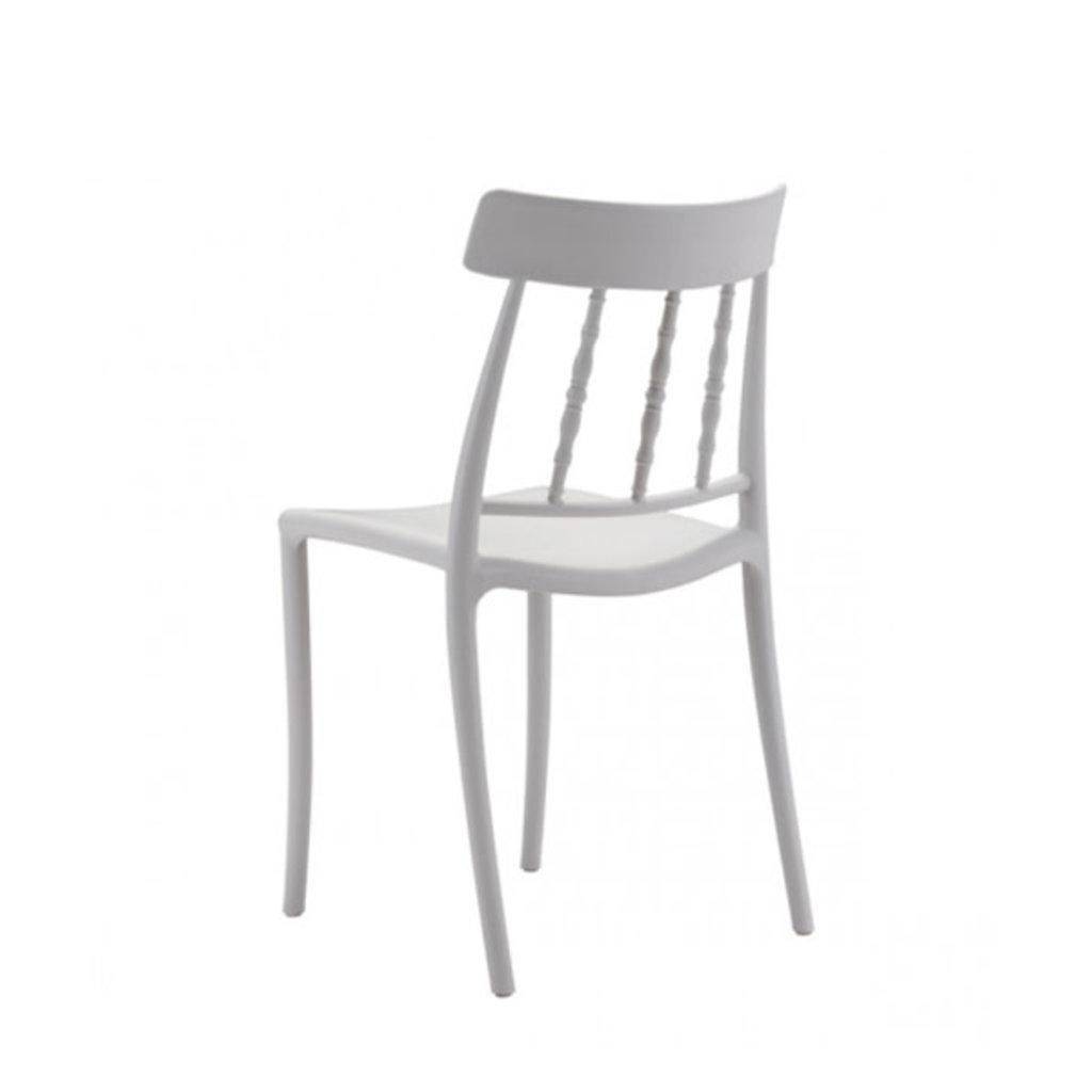 Zuo Modern Rift Dining Chair Gray
