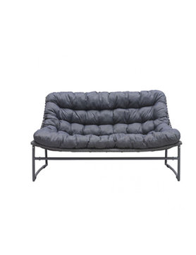 Zuo Modern INGONISH BEACH SOFA GRAY