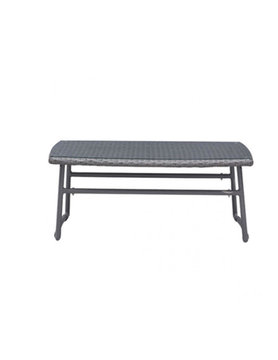 Zuo Modern INGONISH BEACH COFFEE TABLE GRAY