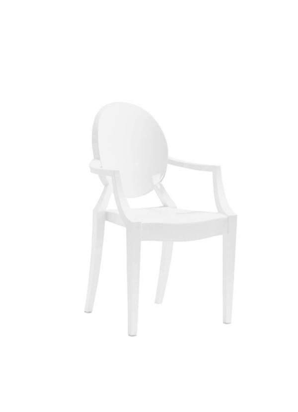 Zuo Modern ANIME DINING CHAIR WHITE