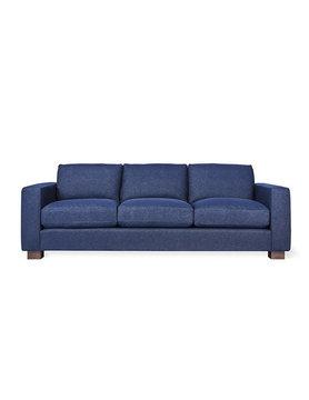 Gus Design Group Inc Parkdale Sofa Washed Denim Indigo