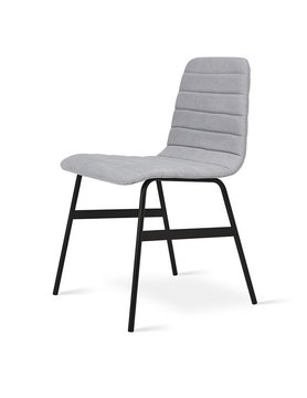 Gus Modern Lecture Chair Upholstered Vintage Alloy