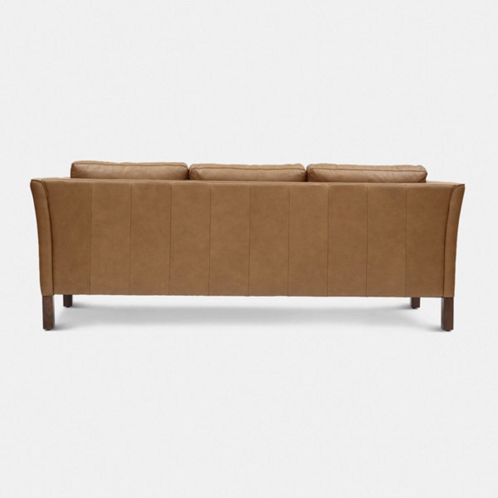 One for Victory Hulsey Sofa - Plume Ginger