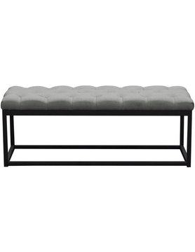 Diamond Sofa MATEO BENCH SMALL GREY
