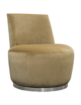 Diamond Sofa BLAKE  SWIVEL CHAIR MARIGOLD FABRIC