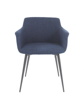 Moes Ronda Arm Chair Blue -M2