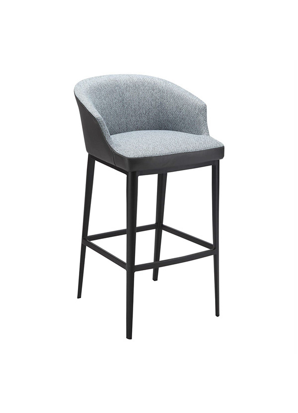 Moes BECKETT BAR STOOL BLUE
