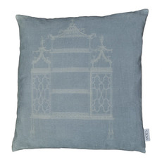 Moes TEMPLE VELVET 25X25 COVER ONLY SPS