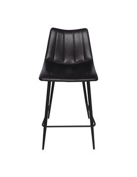 Moes Alibi Counter Stool Matt Black-m2