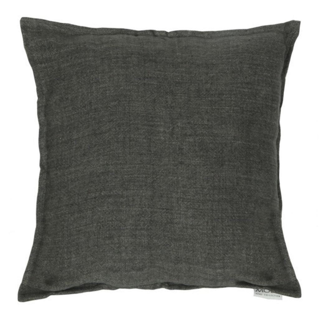 Lemmy Linen Charcoal Pillow 20X20