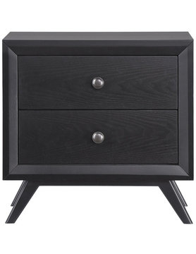 Modway TRACY NIGHTSTAND IN BLACK