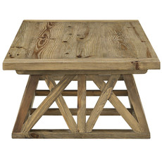 Modway Camp Wood Coffee Table