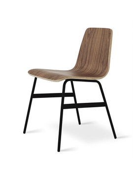 Gus Modern Lecture Chair Walnut