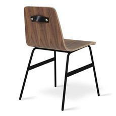 Gus Modern Lecture Chair Walnut