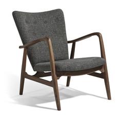 Aeon Modern Classics Addison Lounge Chair American Walnut