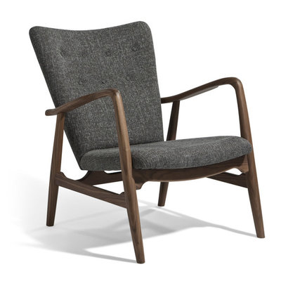Aeon Modern Classics Addison Lounge Chair American Walnut